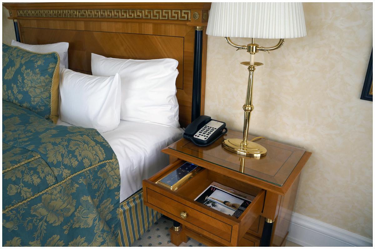 Luxushotel Ritz Carlton in Berlin