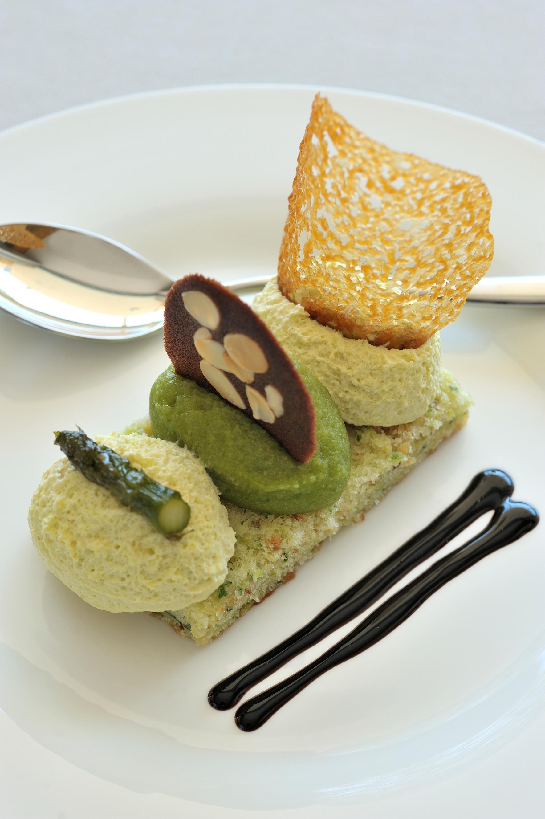 Aqualux Hotel Spa Suite & Terme _Spargel-Zucchini-Tarte