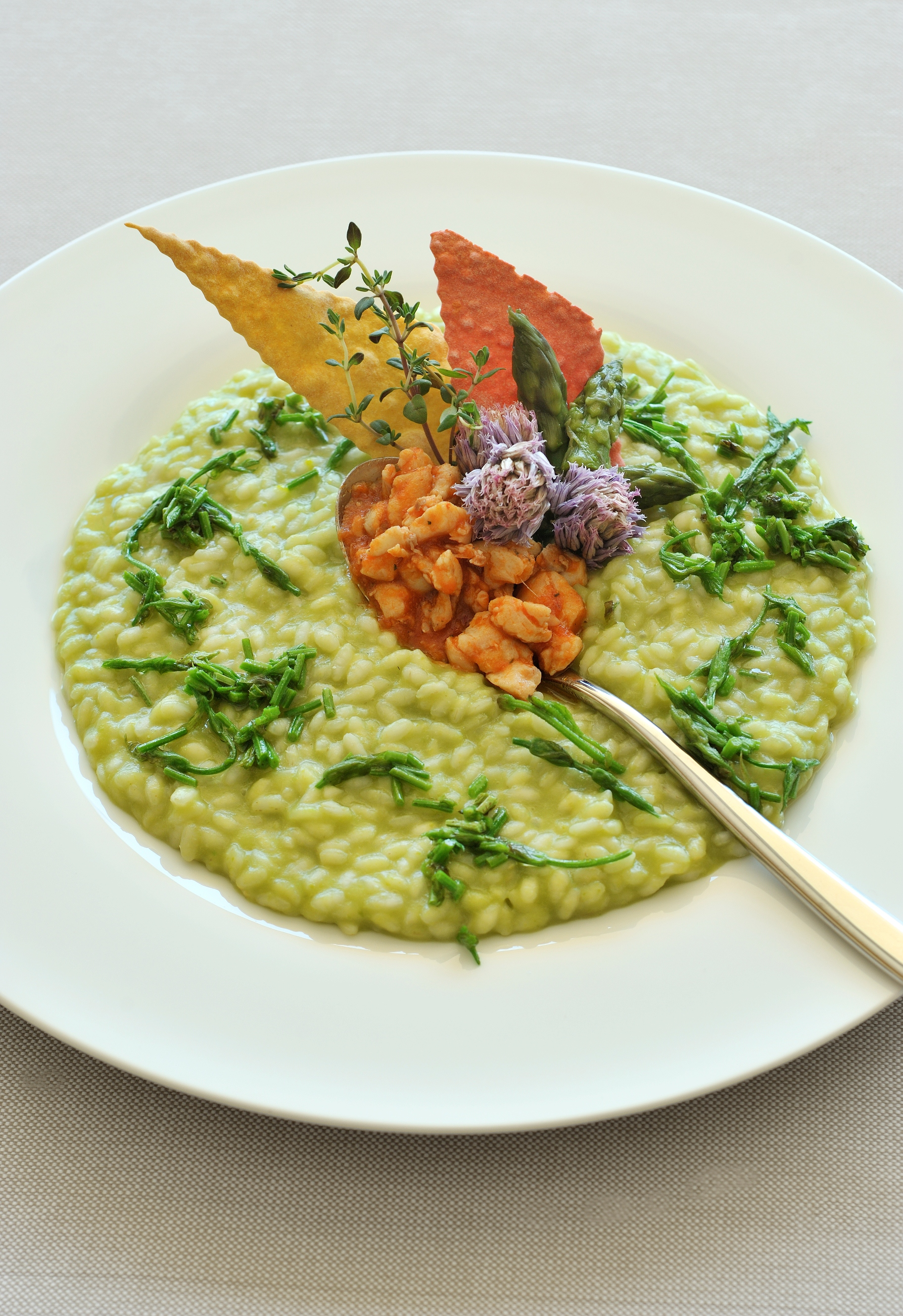 Aqualux Hotel Spa Suite & Terme_Risotto