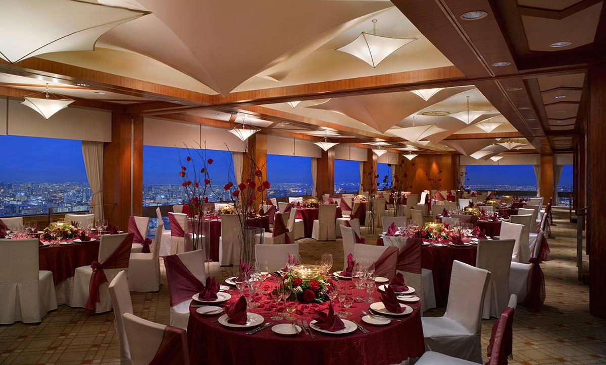 Equinox-Private-Dining-Room—Wedding-Set-up