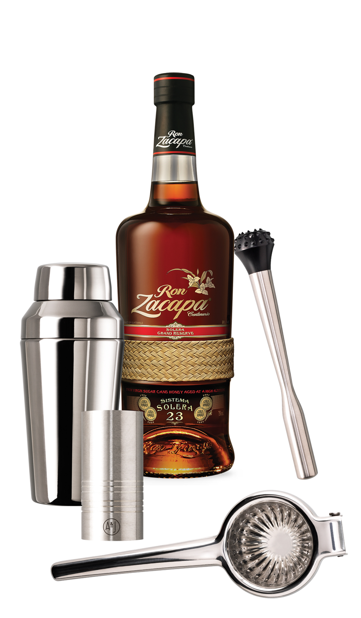 Alexander-and-James_Ron-Zacapa_Cocktail-Set