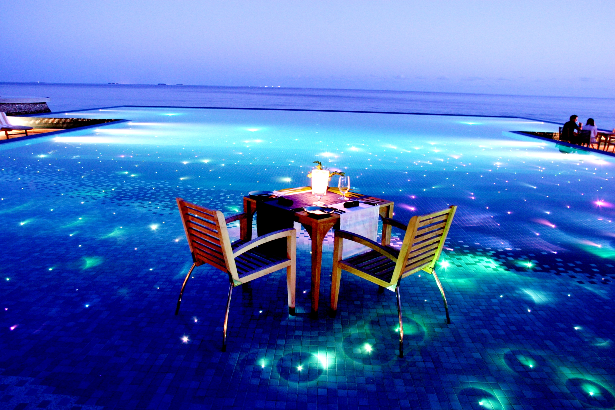Destination Dining at Huvafen Fushi (2)
