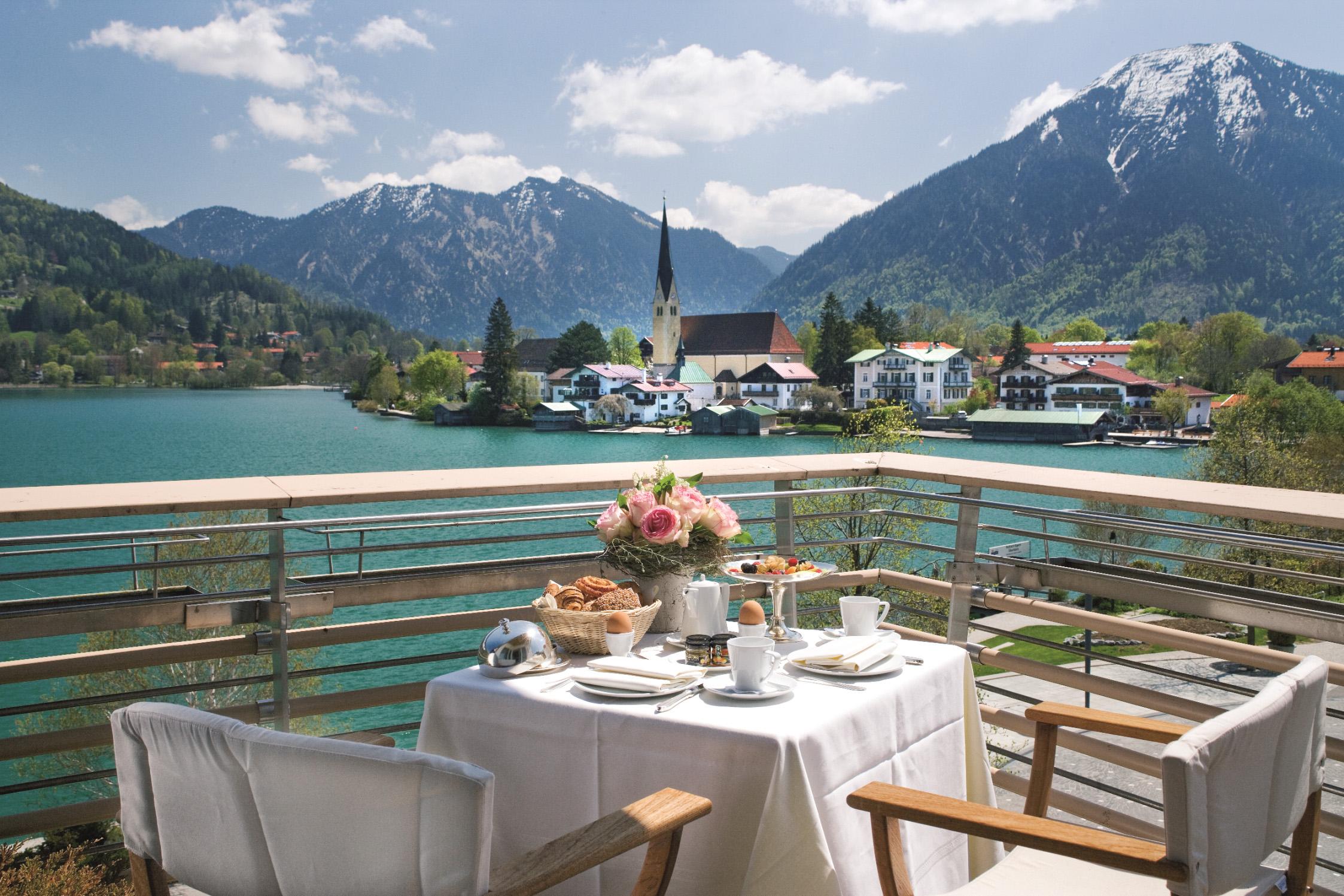 Althoff Seehotel Uberfahrt Zimmer Balkon Aussicht Malerwinkel