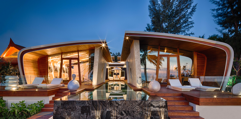 iniala beach house ? das neueste hideaway in südthailand - luxuslupe - Iniala Luxus Villa Am Strand A Cero