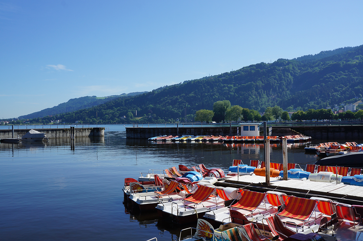 Bregenz am Bodensee – Eindrücke unserer #CasinoUrlaub Reise