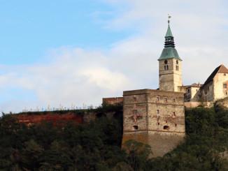 Burg Güssing im Stremtal