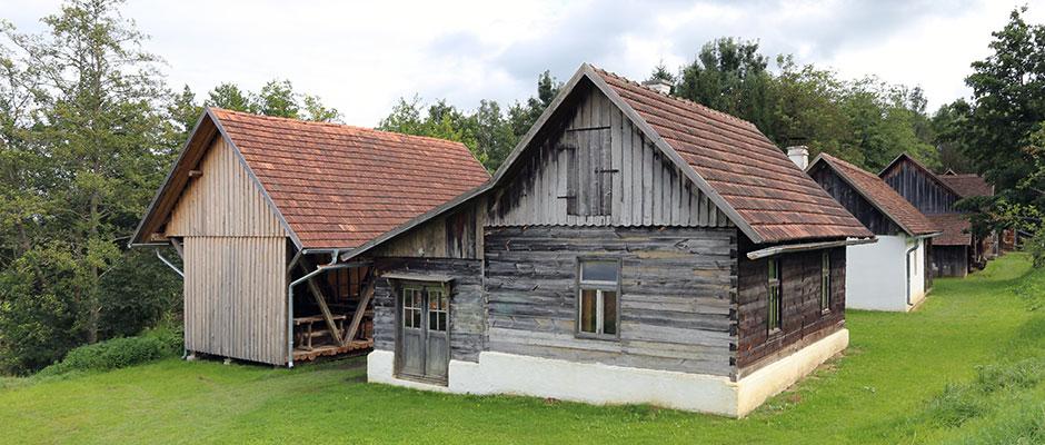 Freilichtmuseum Ensemble Gerersdorf