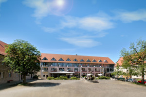 Ansicht-Schlosshotel