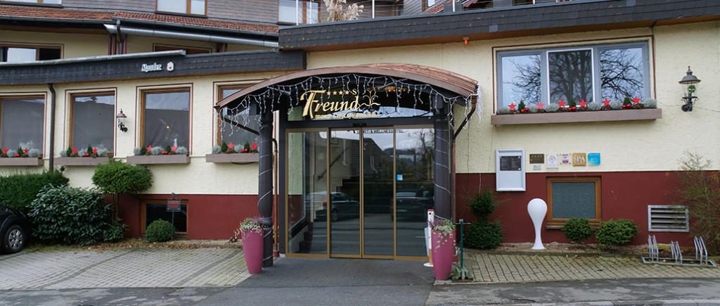 Hotel Freund im Sauerland