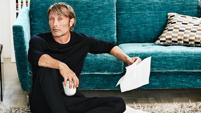 Mads Mikkelsen in der Hauptrolle von BoConcept