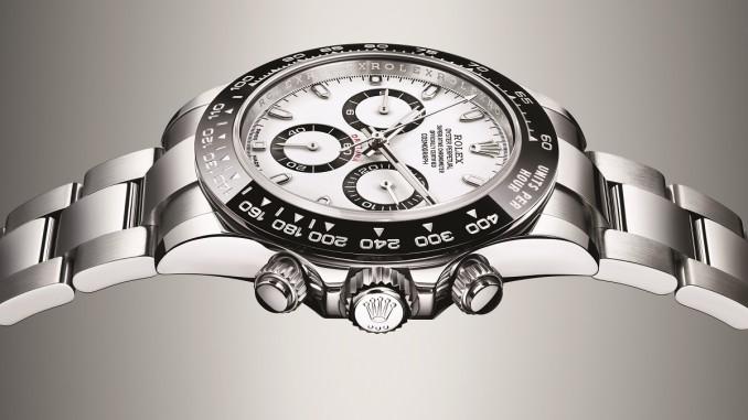 Rolex präsentiert eine Neuauflage der Daytona