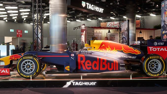 TAG Heuer: Mit Patrick Dempsey auf dem Genfer Autosalon