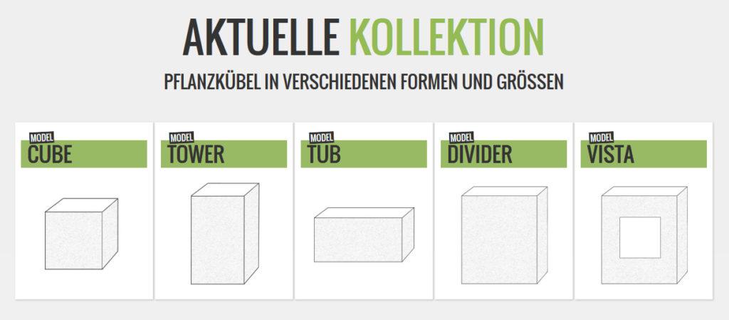 Pflanzwerk - Premium Pflanzkübel direkt vom Hersteller - Luxuslupe